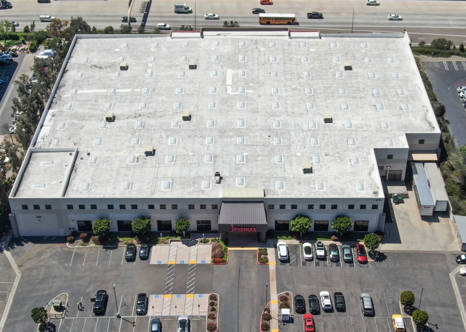 commercial roofing project 6