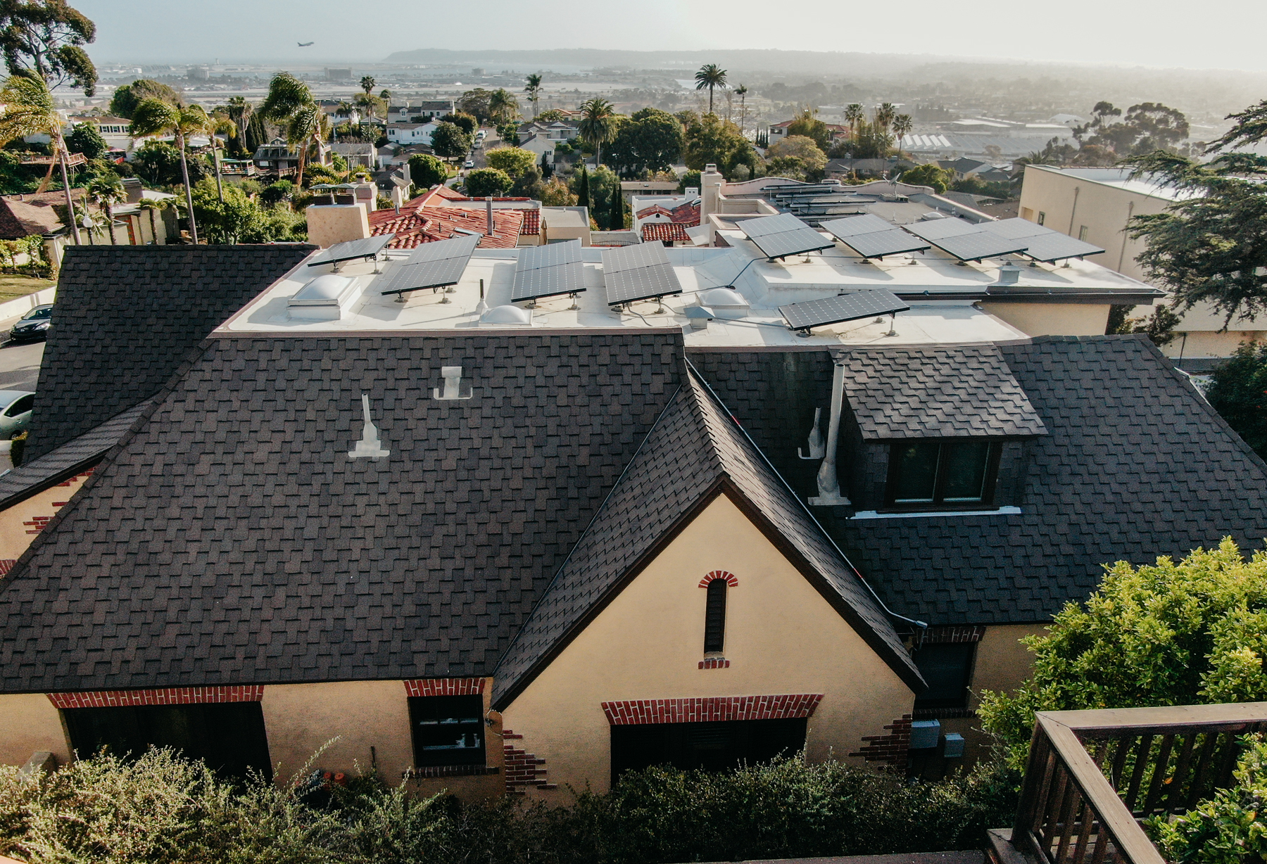 mission hills roofing contract