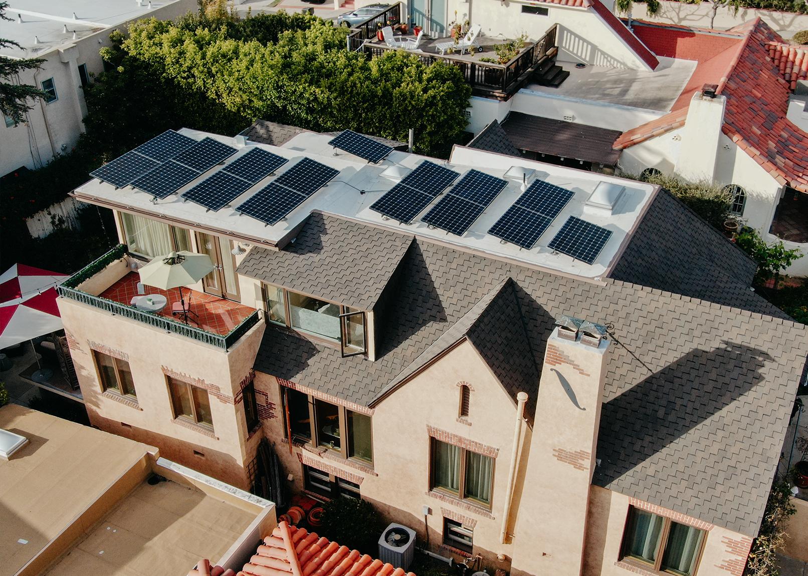 skylight installation on flat roof