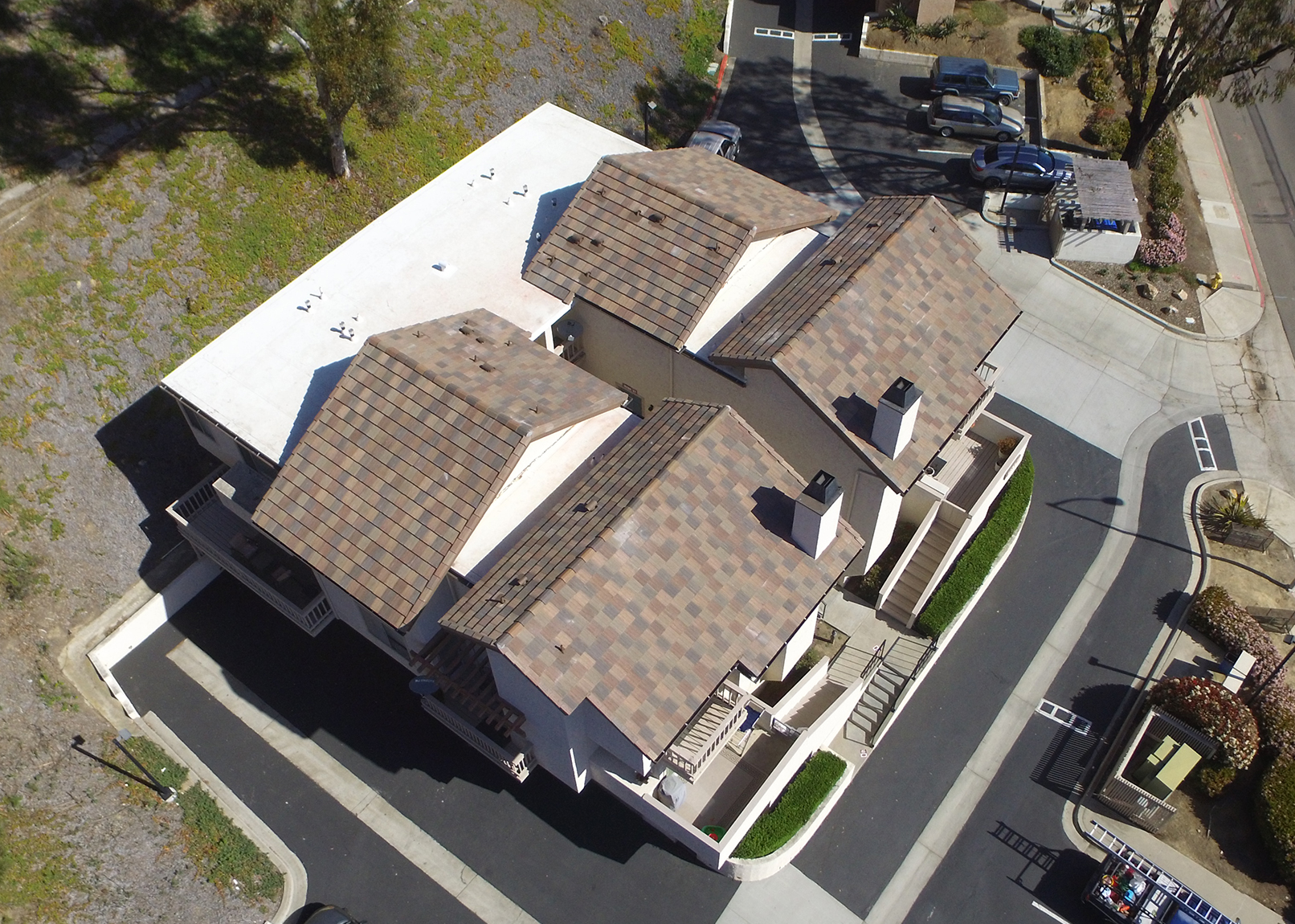 commercial roofing contractor north county