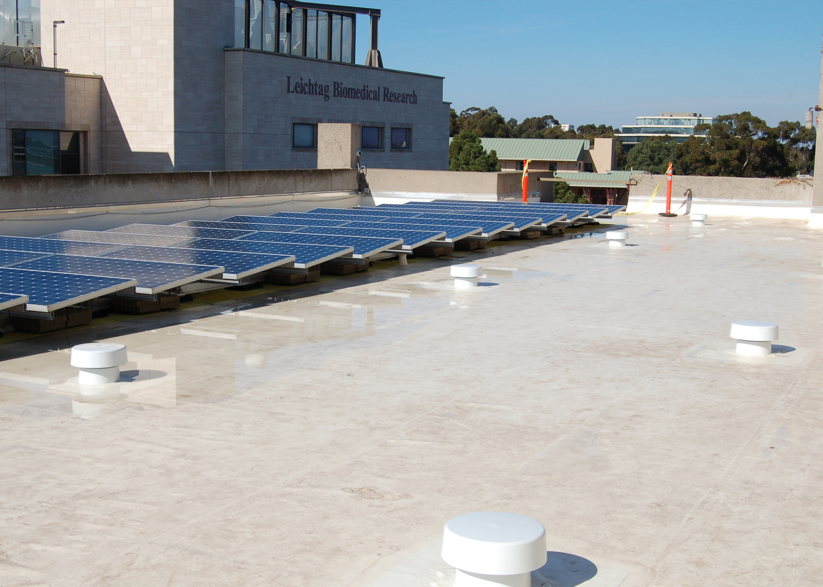 commercial roofing san diego UCSD